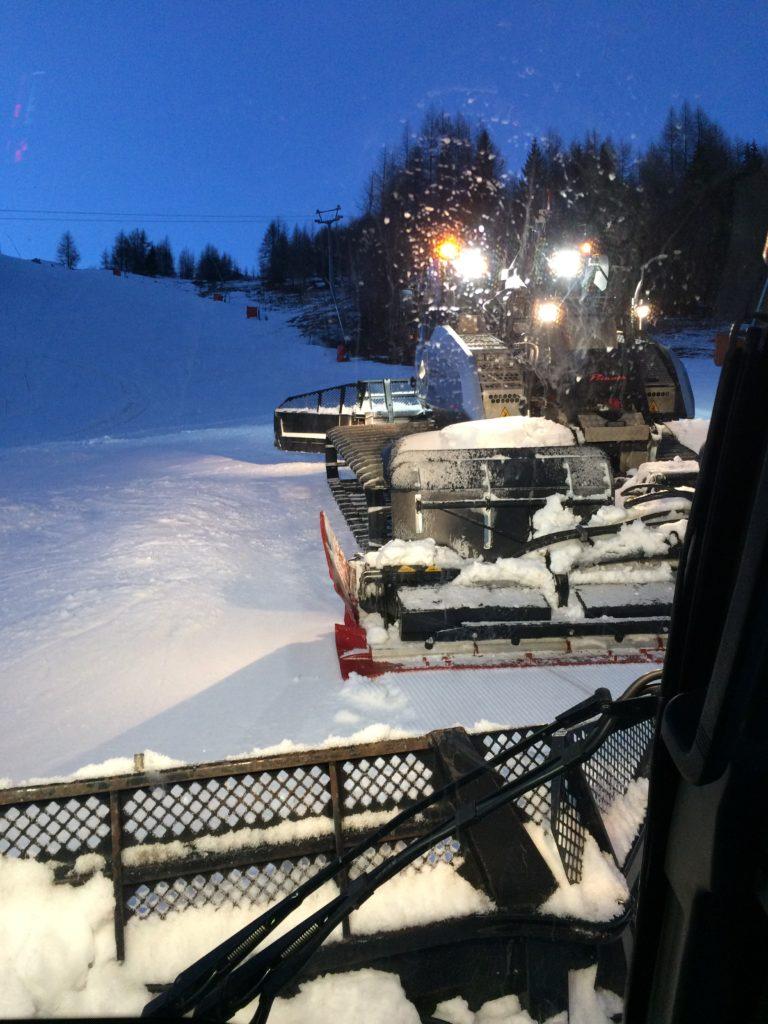 Skigebiet am Großglockner